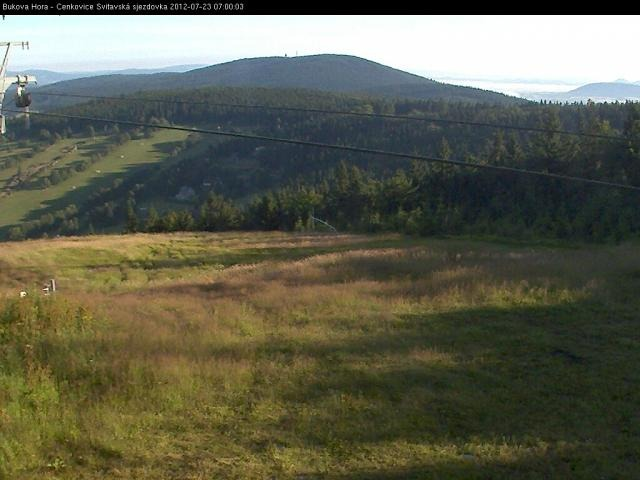 Webcam - Webkamera Čenkovice - Buková hora