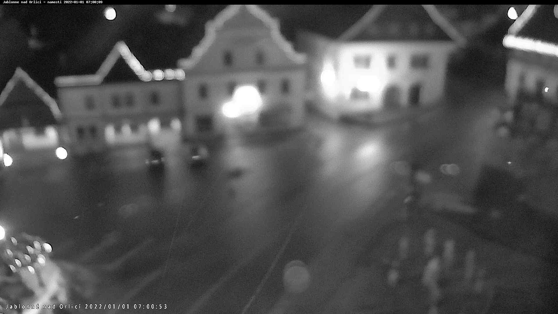 Webkamera Jablonné n. Orlicí