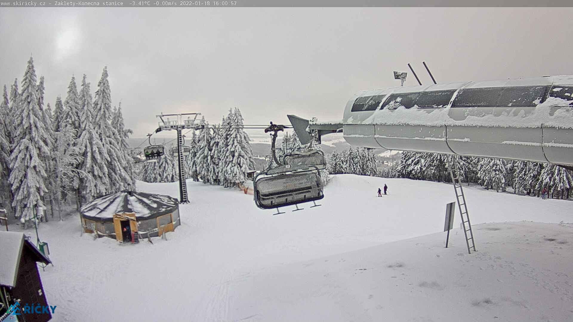 Webcam Ski Resort Ricky v O.h. Ausstieg Sessellift - Eagle Mountains