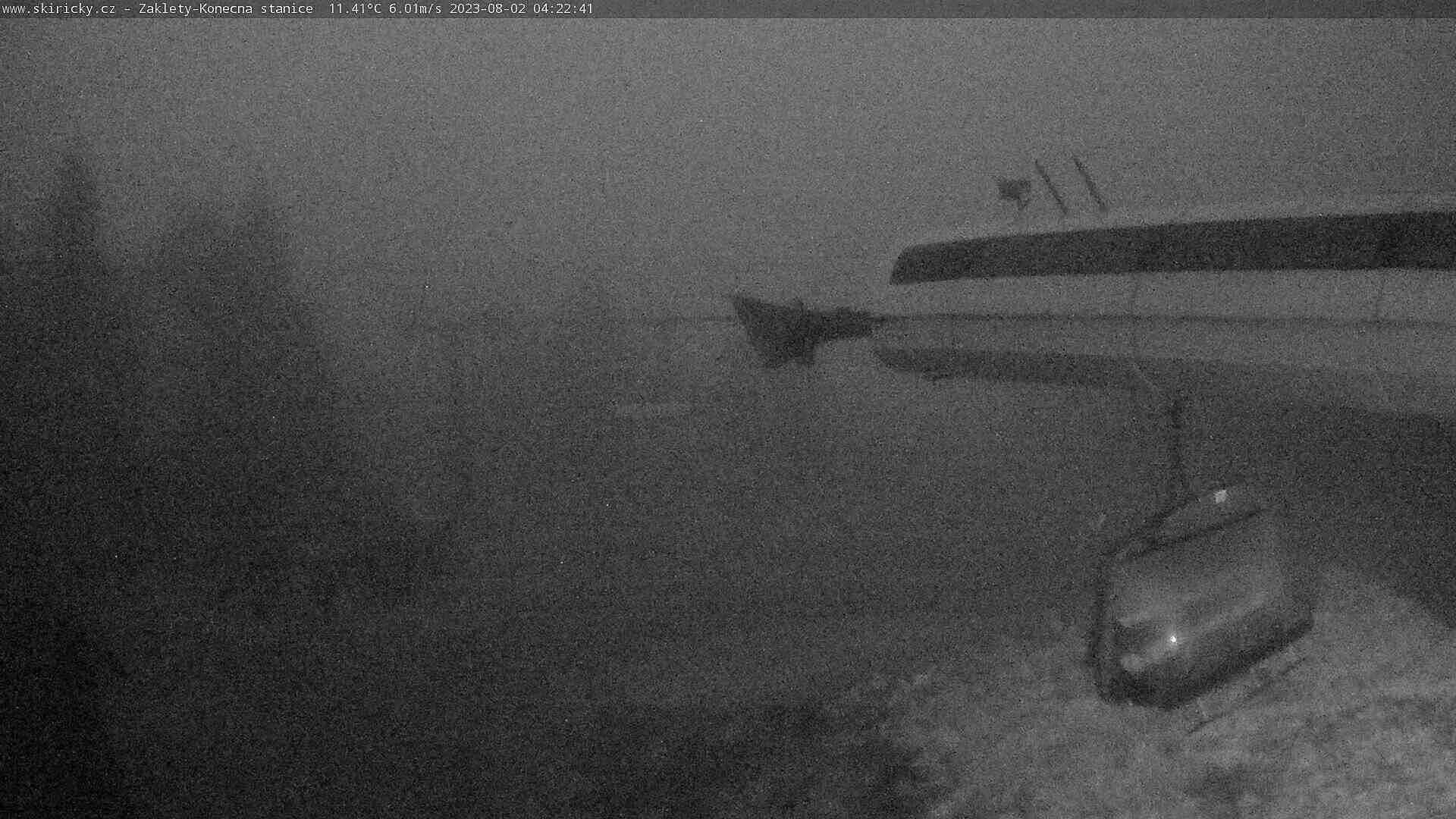 Webkamera Říčky v Orlických horách