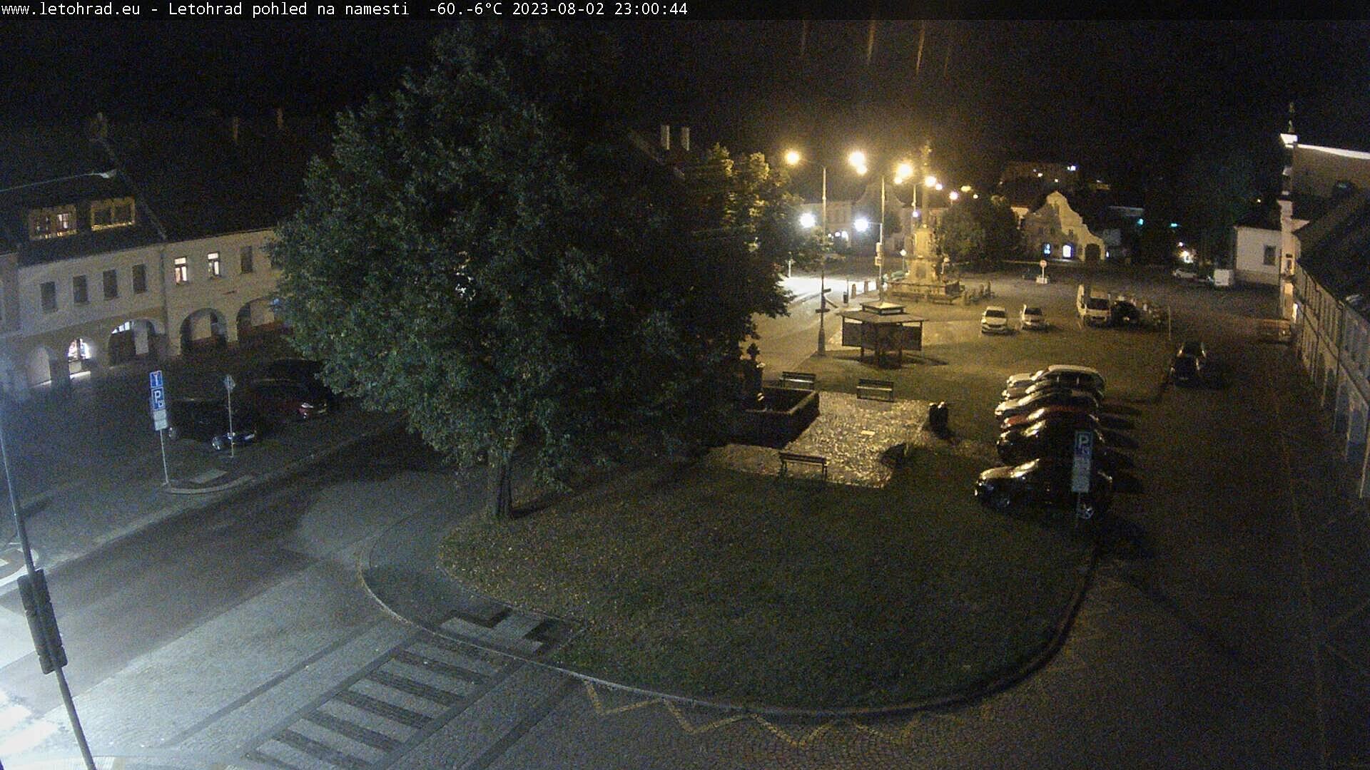 Webcam - Letohrad