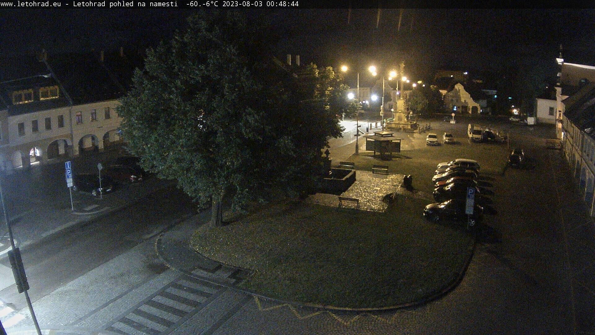 Webkamera - Letohrad