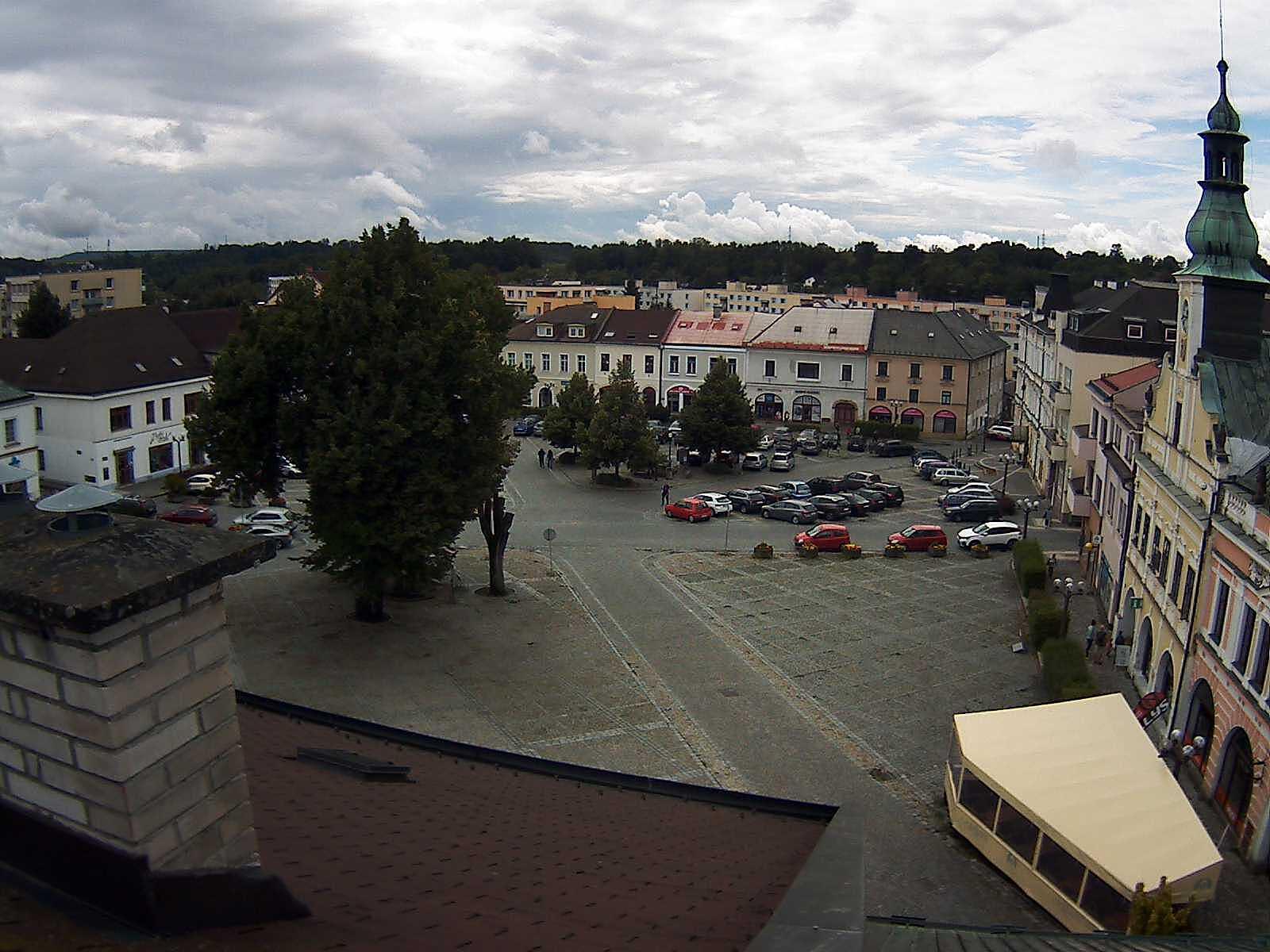 Webkamera - Rychnov nad Kněžnou