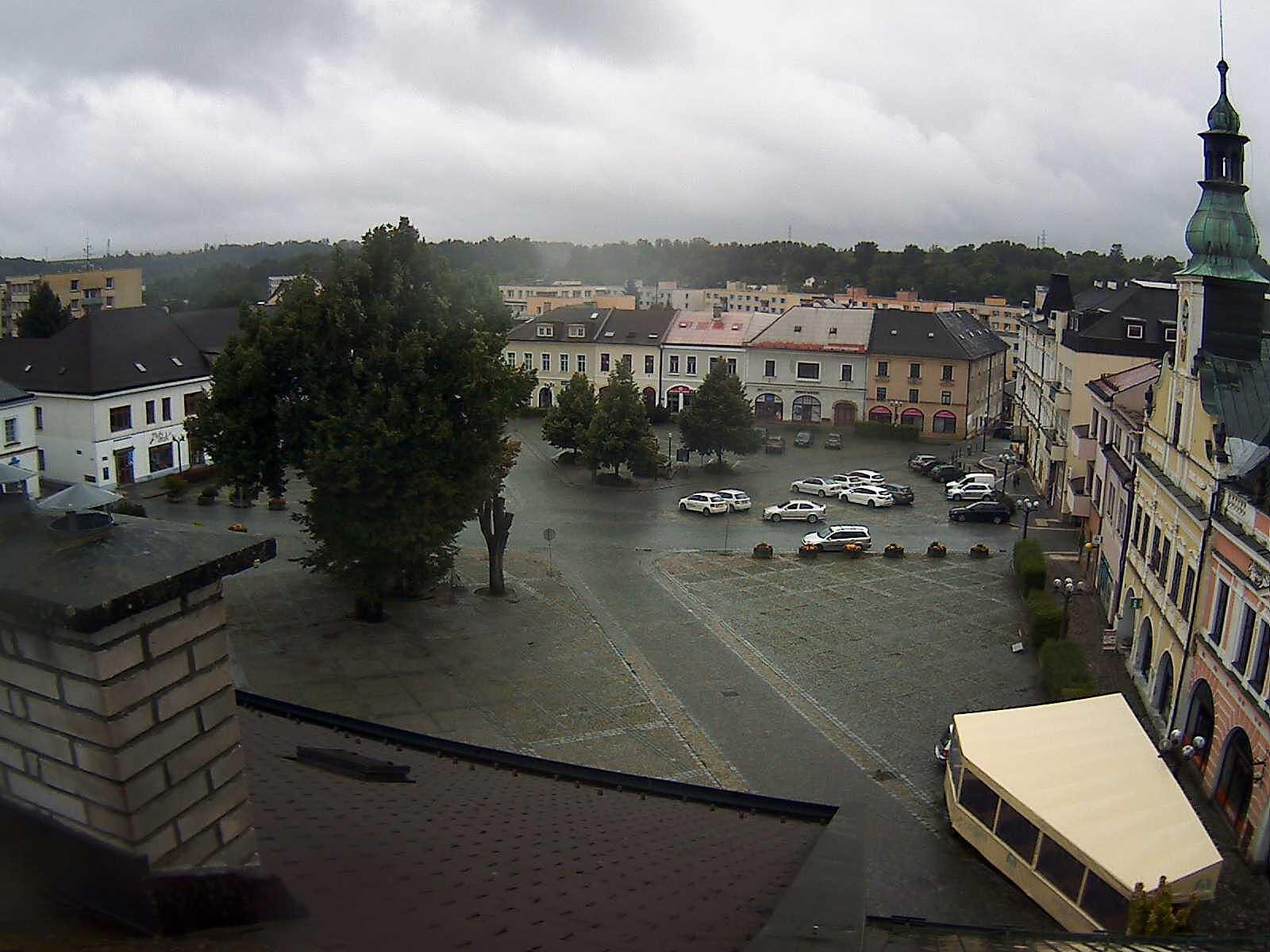 Webcam - Rychnov nad Kněžnou