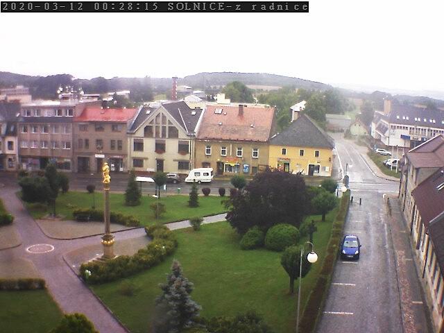 Webcam - Solnice