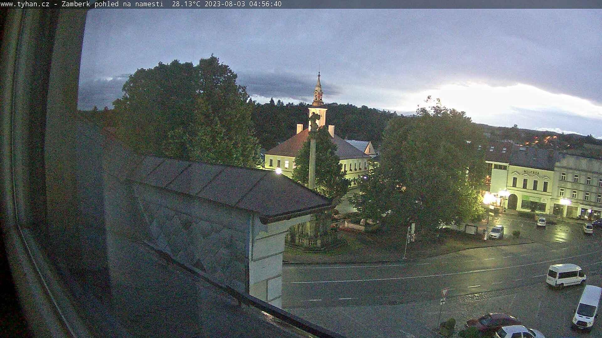Webkamera - Žamberk